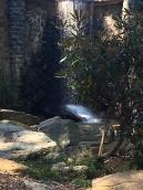 Bass Pond Dam Waterfall