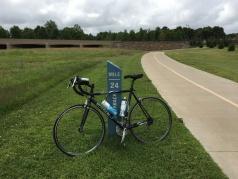 Razerback Trail Mile 24