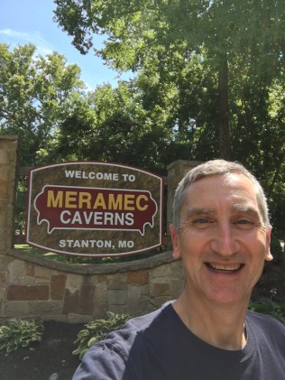 Welcome Meramec Caverns