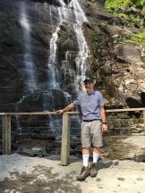 Glen at Hickory Nut Falls