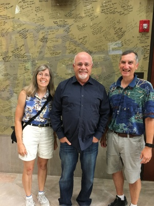Dave Ramsey photo op
