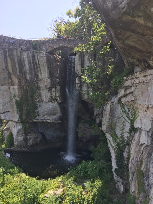 Rock City High Falls or Lovers Leap