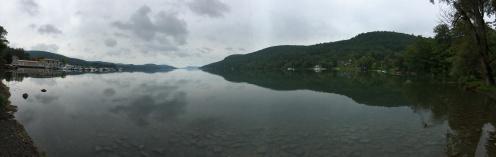 Lake near Cooperstown