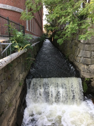 Water power for the mills!