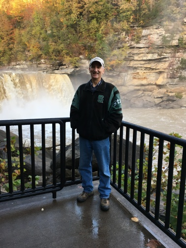 Cumberland Falls with Glen