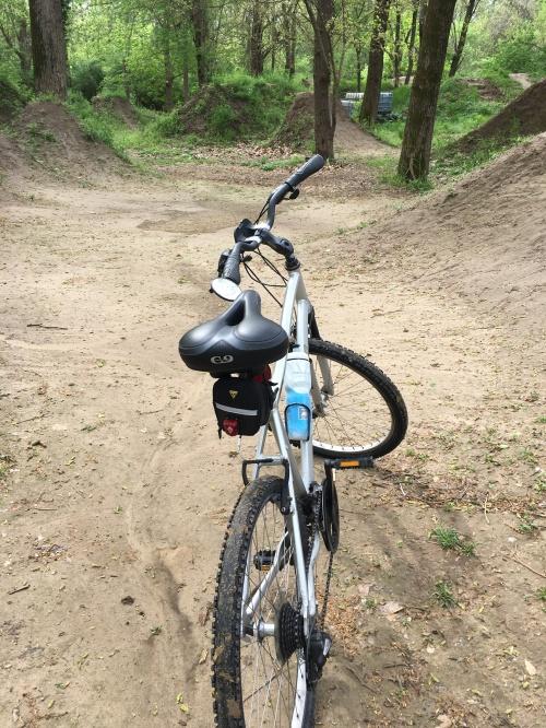 st louis bike for bmx course challange