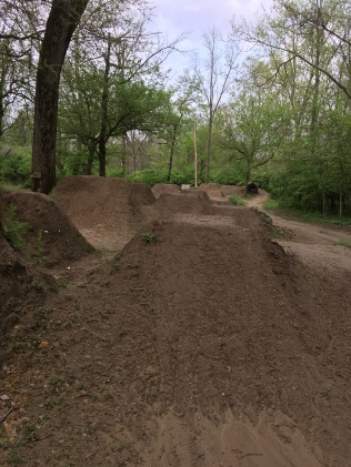 st louis bike ride bmx bike course