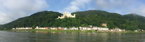 Bike Tour 2018 first castle on Rhine-2