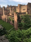 Inside Heidelberg Castle