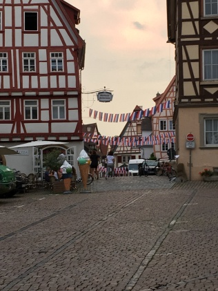 Bike tour 2018 Necker River--End of ride is Bad Wimpfen-5
