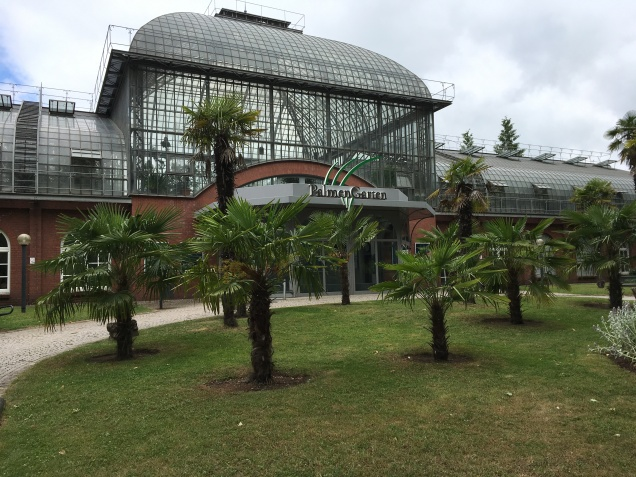Frankfurt palmgarten