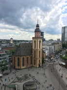 Frankfurt blend of old and new