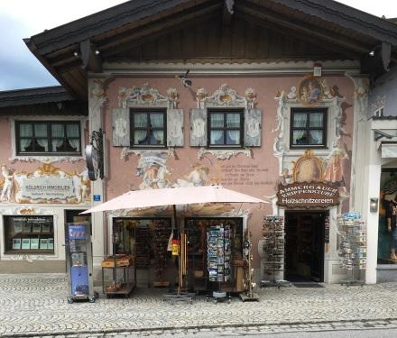Neuschwanstein 17 oberammegau