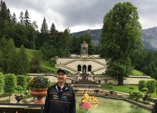 Neuschwanstein 20 Schloss und park linderhof Glen