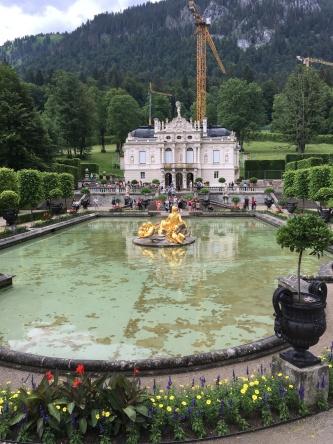 Neuschwanstein 21 Schloss und park linderhof