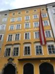 Saltzburg 1 Mozart