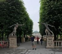 Saltzburg 15 Mierabel Garten