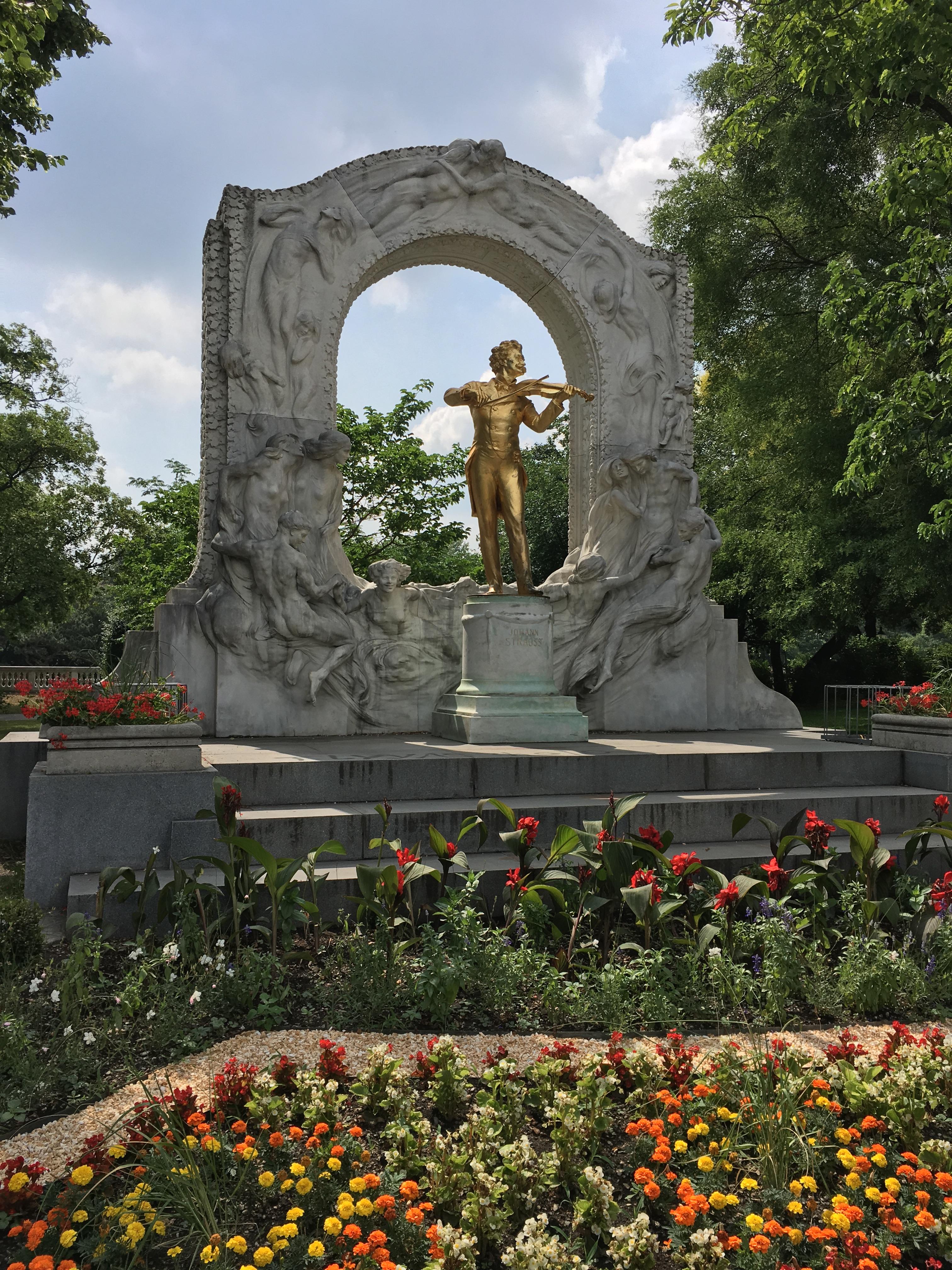 Vienna 12 Stadt Park