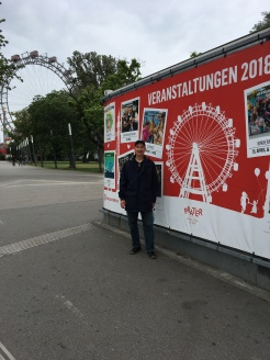 Vienna 19 Prater