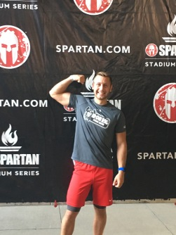 Spartan Mark at Busch