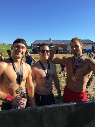 Spartan Sprint finishers