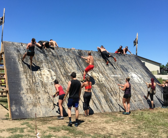 Spartan Sprint Obstical