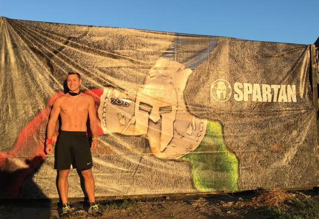 Spartan Sprint proud spartan