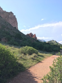 UTE trail Garden of the Gods 5