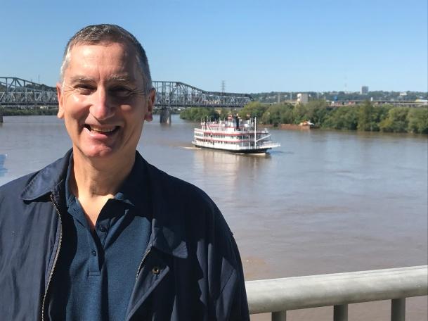 Cincinnati River Boat