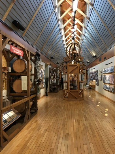Heaven Hill visitor shop