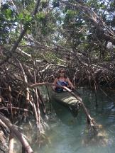 Ride to Keys 2019 fifth day--ride around Key West Kayak adventure 3