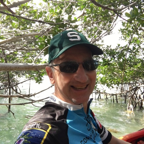 Ride to Keys 2019 fifth day--ride around Key West Kayak adventure 4