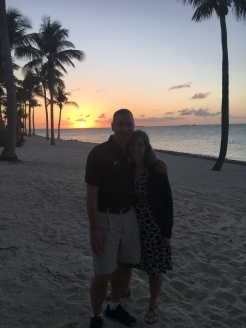 Ride to Keys 2019 Last night sunset GK 2