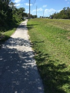Sample bike path