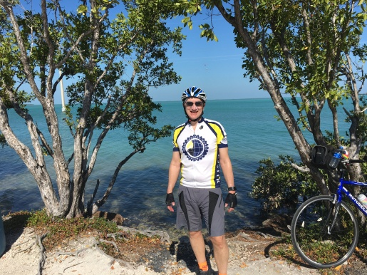 Ride to Keys 2019 Second day on the road Glen