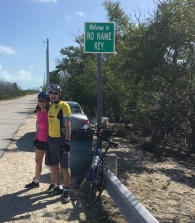 Ride to Keys 2019 third day GK at welcome to no name key