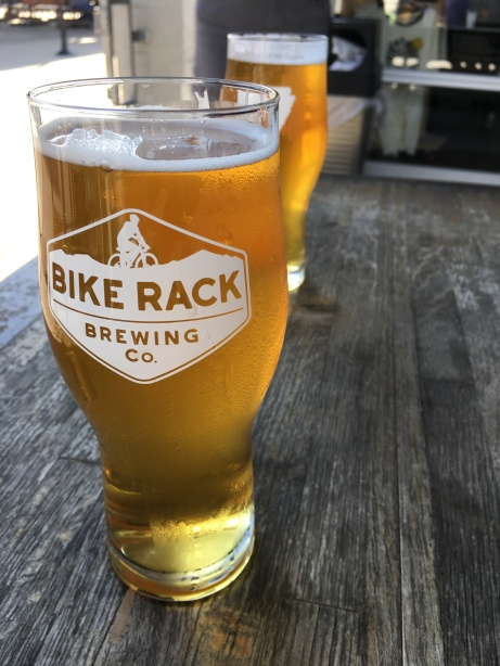 Bike Rack Brewing beer