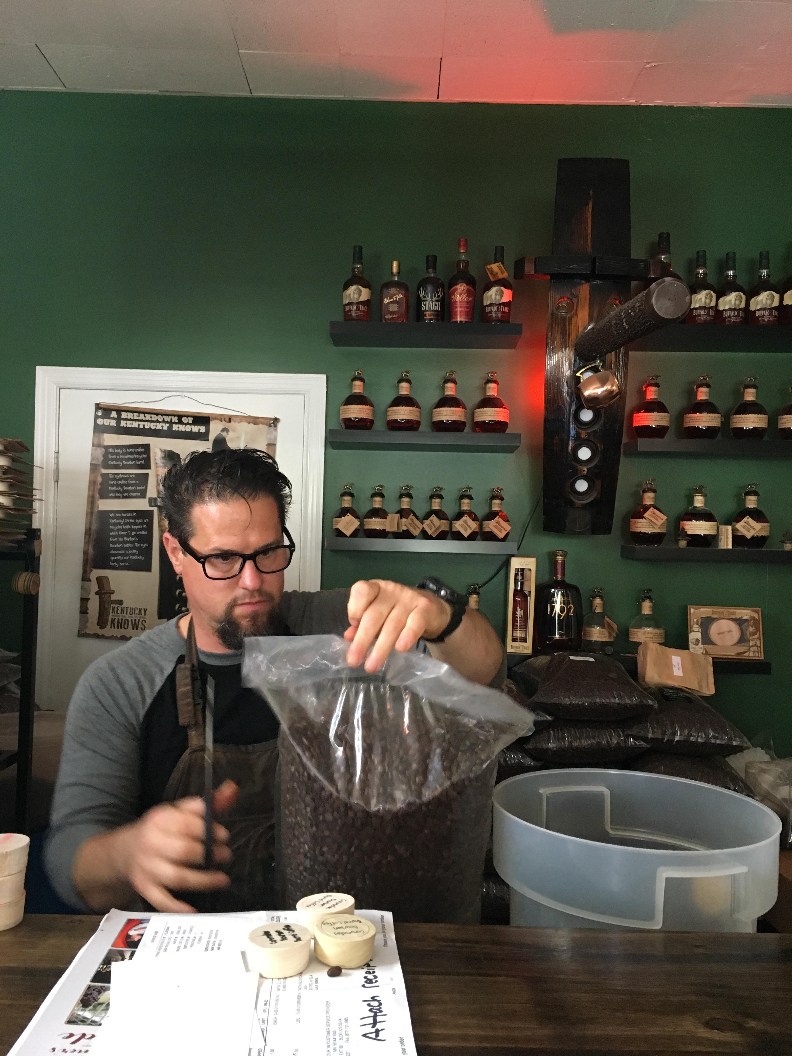 Burbon Coffee