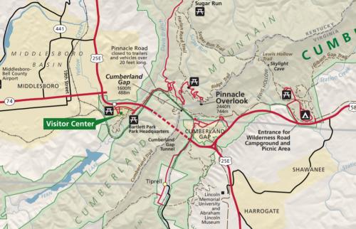 CG NP Map