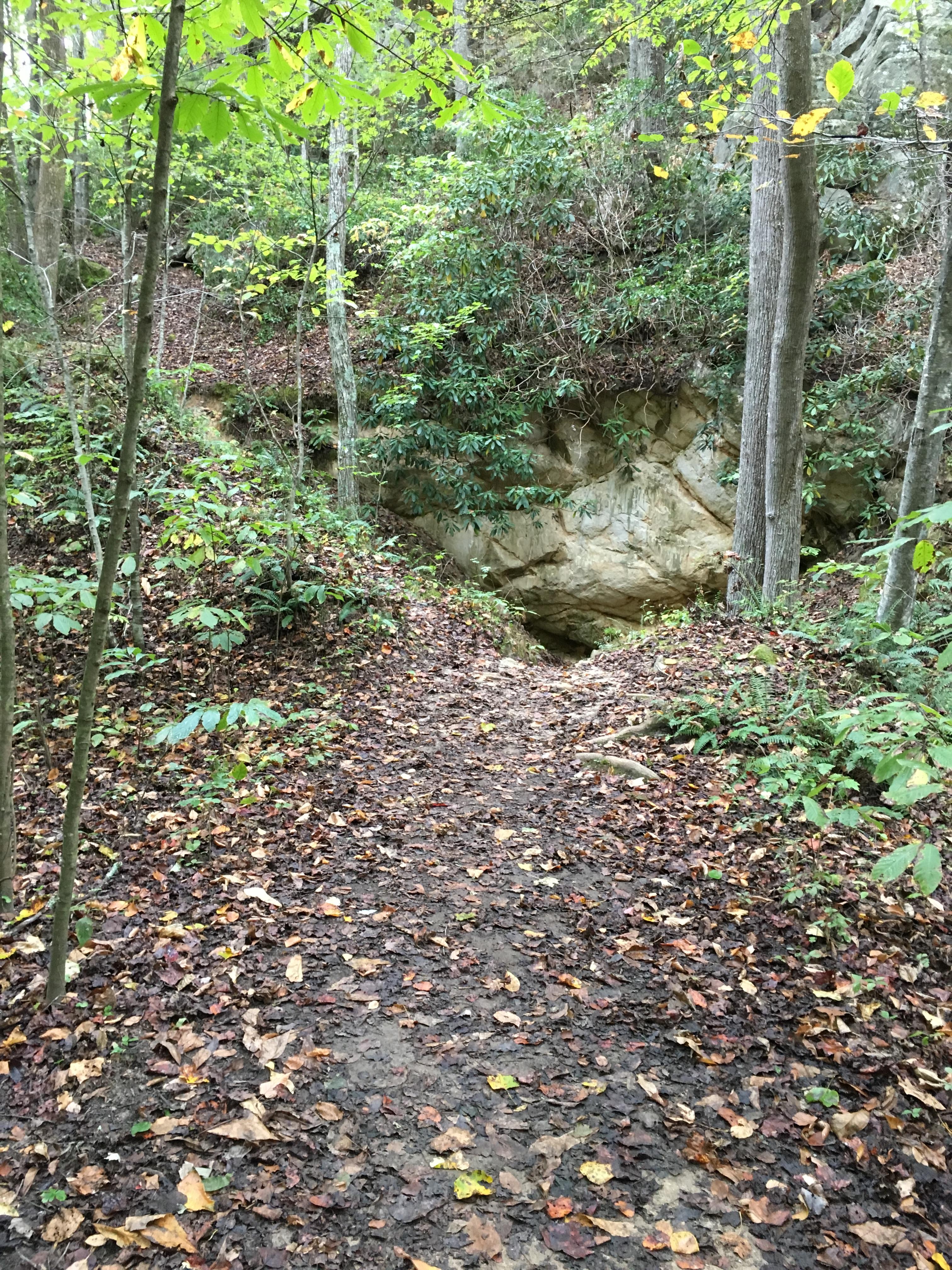 CG Tri state trail 4 Civil war cave