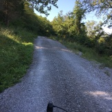 Ryle road has been avoided for a few years. It runs along the Ohio River and is a great ride, until about 3 miles in when it turns to gravel for about a half of a mile.