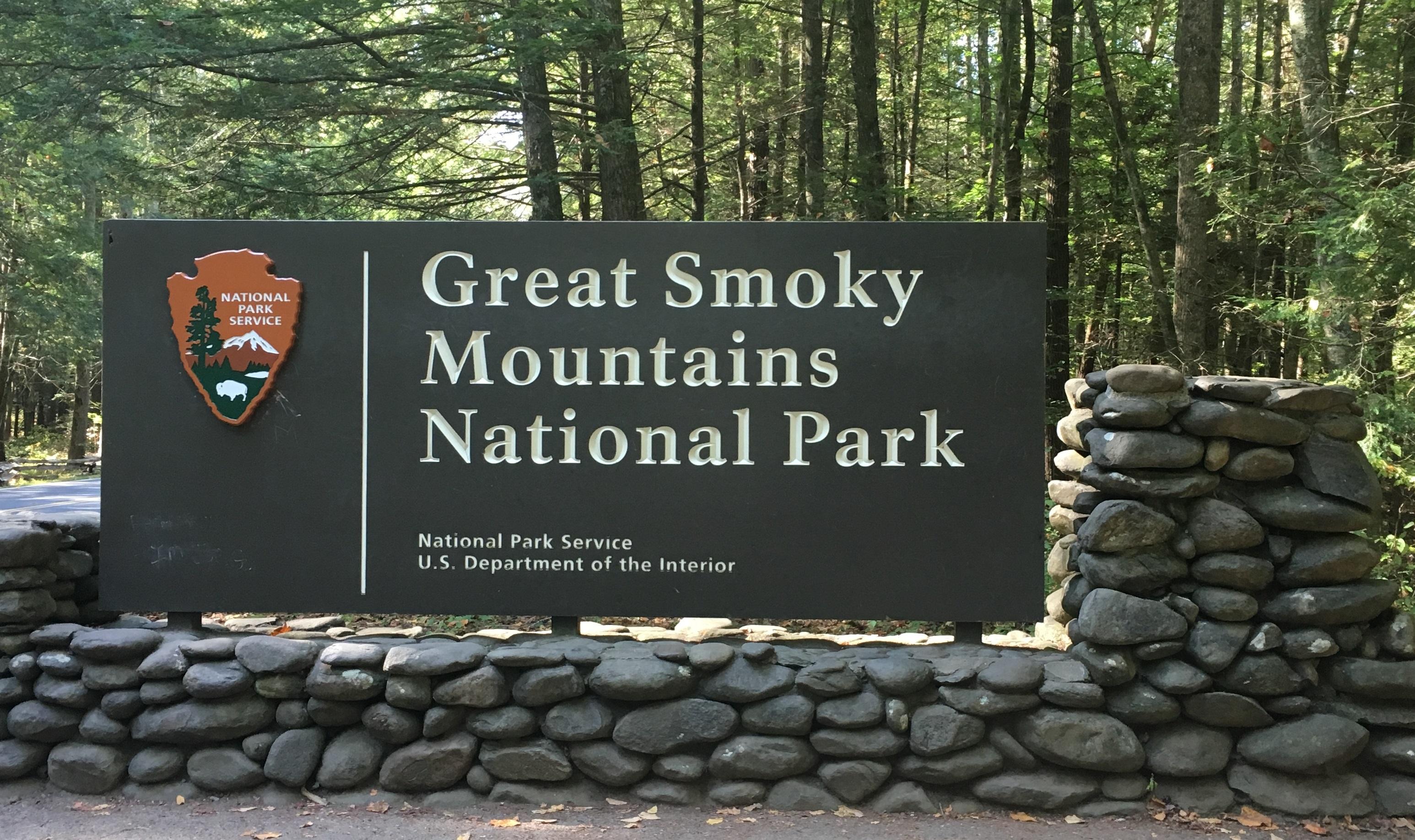 GSMNP Sign