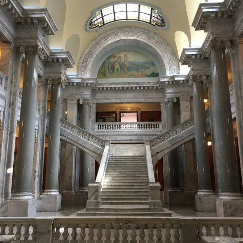 Inside the KY state house