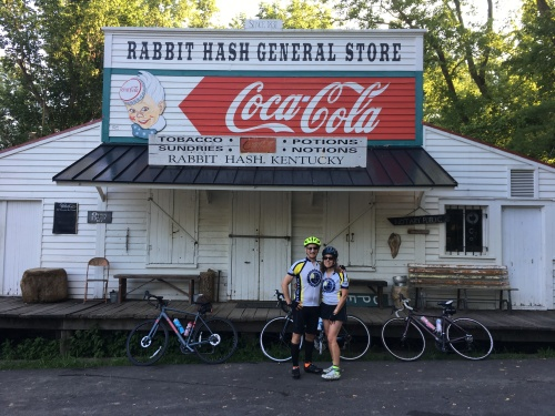 Local Rides--G-K Rabbit Hash General Store