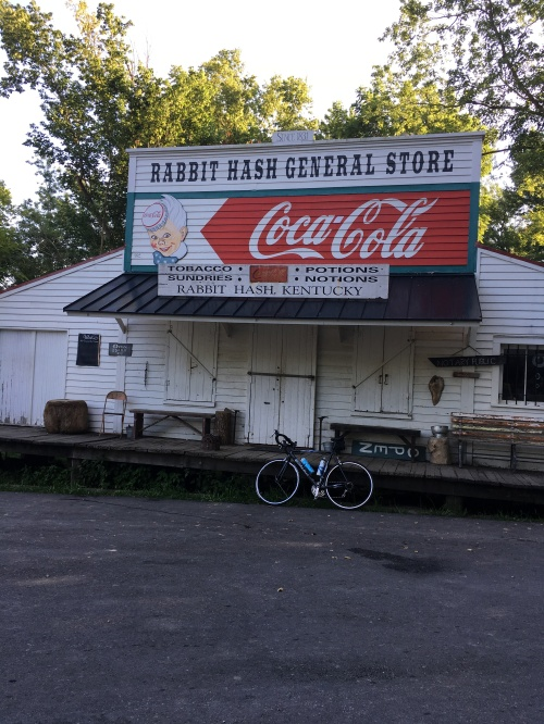 Local Rides--Rabbit Hash General Store--End