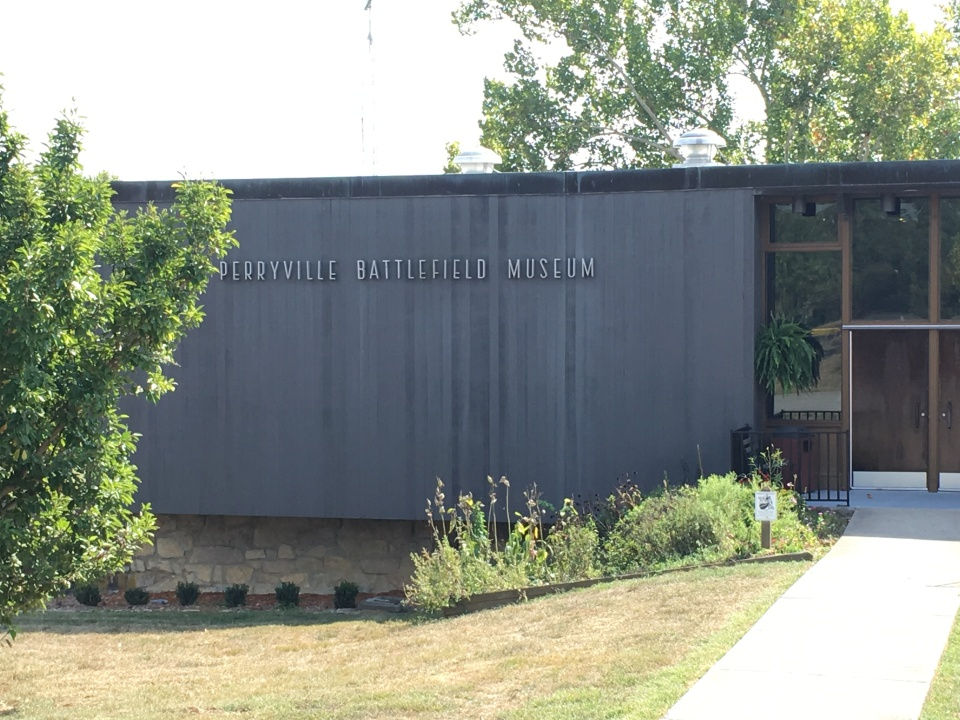 Perryville Battlefield Museum and visitor center